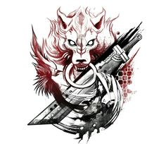FF7- This would be a cool tattoo