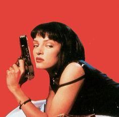Kill bill aesthetic & k Mia Wallace, Bd Pop Art, Nicola Peltz, 90s Aesthetic, Aesthetic Movies, Aesthetic Vintage, Foto Art, Celebs, Celebrities