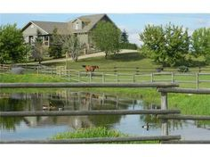 Breathtaking 67.61 acres with a view like no other,crossed-fenced & walking distance to the river and only 10 minutes from Devon and Airport. As you drive up past the gates and along the winding driveway, you are greeted by many outbuildings including a guest cabin, 38x50 barn, 5 sheds as well as a 110x180 RIDING RING and large round pen. Then, you come up the beautiful 1 1/2 Storey home! This home has many wonderful features including the following on the main floor- open concept ...