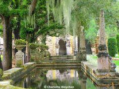 The gardens at Viscaya