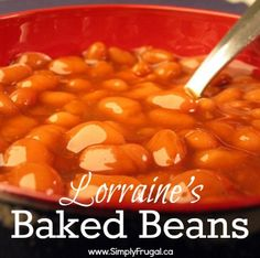 Baked Beans on Pinterest | Baked Beans, Baked Bean Recipes and Calico ...