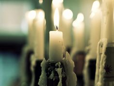 Classical | Romantic | Fantasy Photography at: http://www.pinterest.com/oddsouldesigns/marvelous-things/ #candles