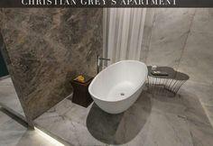 Christian's  bathroom