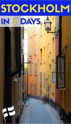 Cool things to do in a cool city! #stockholm #sweden #travelguides #traveltips @visitstockholm /visitsweden/