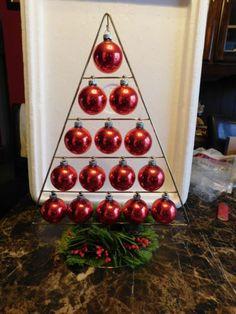 Vintage-Shiny-Brite-Christmas-Tree-Glass-Ornament-Centerpiece-Original-Box