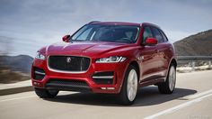2017 Jaguar F-PACE Diesel Wallpaper