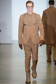 Calvin Klein Collection | Fall 2014 Menswear Collection | Style.com
