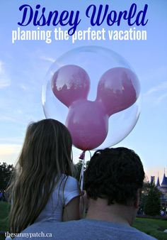 Planning your perfect Disney World vacation is a breeze with these tools and printables. Lots of Disney World tips and tricks. Start planning your dream family vacation today!