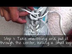 Different Way to Tie Shoes - Easy for Kids - YouTube