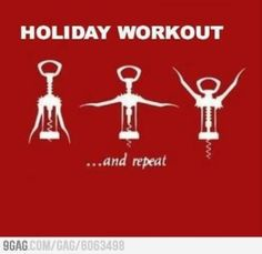 My Christmas Workout this year! - http://lolsvillage.com/?p=11329