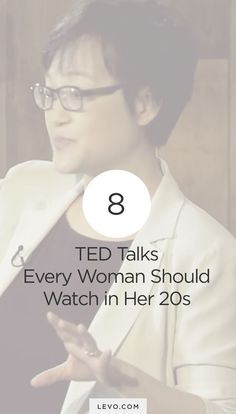 Bookmark now: TED Talks you seriously need to watch. Talk about serious #inspiration. #levoinspired www.levo.com