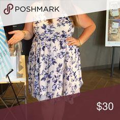 Plus size floral dress size 3 torrid Beautiful floral dress size 3 torrid Dresses Midi