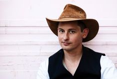 Till Trenkel   underplay Cowboy Hats, Berlin, Actors