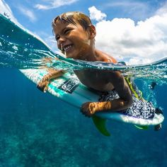 Little Surfer of The #surf #gopropictureoftheday #pictureoftheday