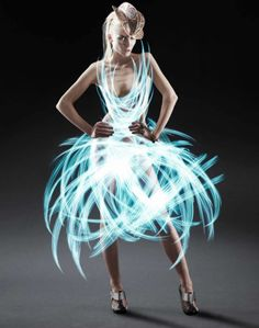 Light painting by Atton Conrad