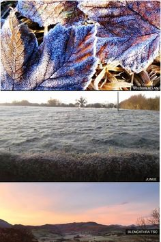 Frosty start: Photos of a cold snap across the UK. Your weather pics of the English countryside