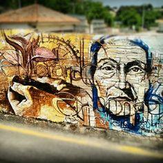 Camí de l'ermita de la salut #streetart #graffiti #tarragona