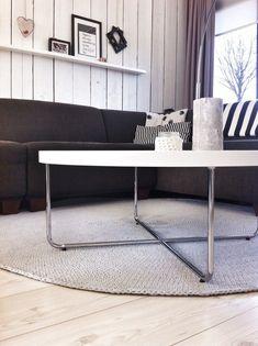 Zpagetti vloerkleed DIY lijns.nl/blog