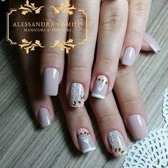Instagram, Beauty, Nail Bling, Finger Nails, Cute Nails, Fingernail Designs, Beauty Illustration