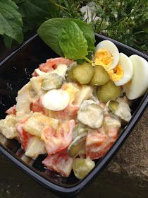 Cuisine Ma-Ligne!: Salade Piemontaise ww (7pp) Weight Watchers Menu, Weigh Watchers, Light Recipes, Clean Recipes, Vegetarian Recipes, Healthy Recipes, Diet And Nutrition, Looks Yummy, Food Videos