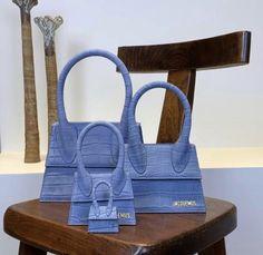 Fashion Handbags, Purses And Handbags, Fashion Bags, Luxury Purses, Luxury Bags, Jacquemus Bag, Aesthetic Bags, Sacs Design, Cute Bags