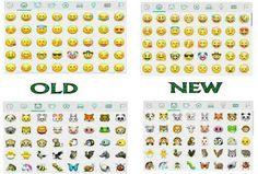 whaatsapp's own emojis