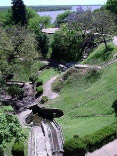 """""Parque Urquiza"""" el pulmon mas importante de Parana, prov. Entre Rios, Argentina Ushuaia, Rio, My Land, Atlantic Ocean, Travel List, Bolivia, South America, Places To Travel, Chile"