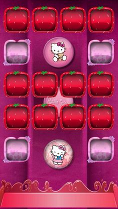 Iphone 6 Wallpaper, Wallpaper Backgrounds, Phone Backgrounds, Phone Wallpapers, Phone Stand For Desk, Hello Kitty Pictures, Hello Kitty Wallpaper, Tablet Phone, Sanrio Characters