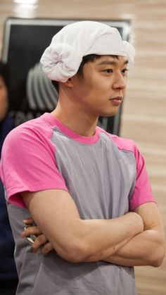 Actor Park Yoochun 朴有天 in Full Concentration ❤️ JYJ Hearts