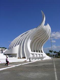 **Concha Acustica Managua, Nicaragua