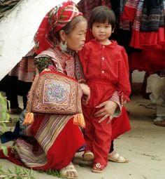Ethnie et minorité miao de chine