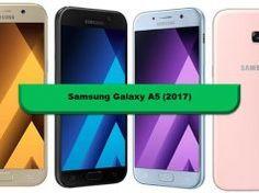 Samsung Galaxy A5 (2017) teknik özellikleri (CES 2017)