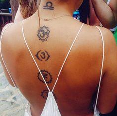 chakra tattoo planning...