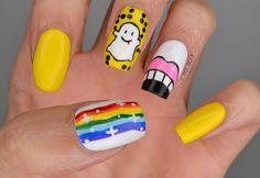 NAILS | Get Ready for Snapchat Nail Art for