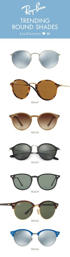 When it comes to shades, you've got options. Ring in the new year with a new look from Ray-Ban.