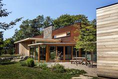 Stonington/Lincoln Residence   Joeb Moore & Partners Architects