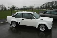 FIAT 131 Weird Cars, Cool Cars, Tube Chassis, John Collins, Fiat Cars, Fiat Abarth, Italian Beauty, Rally Car, Amazing Cars