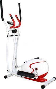 Total Fitness Elliptical Crosstrainer GB Putih