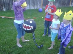 The Best Super Mario Birthday Party Ever