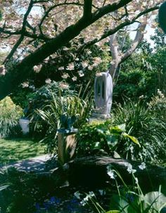 Barbara Hepworth Museum and Sculpture Garden  http://www.tate.org.uk/stives/hepworth/