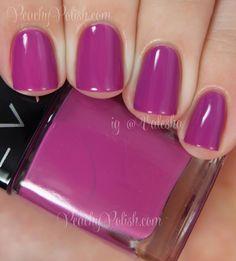 LVX Orchid   Peachy Polish #orchidpink #nailpolish #manicure
