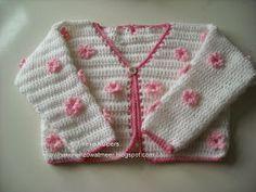 Lief vestje voor Lieke. Voor Lieke mijn kleindochter van drie jaar en ze heeft maat 104,ze heeft nooit genoeg vestjes, een gemakkeli...