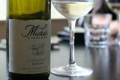 Misha's Vineyard 2012 'Limelight' Riesling from Central Otago Central Otago, White Wine, Drinking, Zen, Vineyard, Alcoholic Drinks, Food, Beverage, Drink