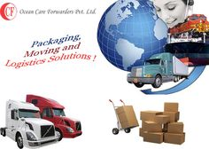 Ocean Care team is not only expert in packaging and moving but also in providing logistics solutions.