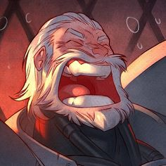 "956 Likes, 7 Comments - NANA (@nakanoart) on Instagram: ""Reinhardt is havin a chuckle after his match! I couldn't help but giggle along when I drew this xD…"""