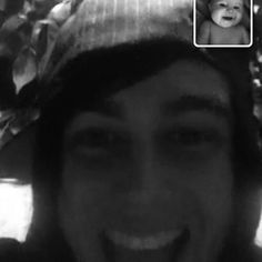 holy shit is this not the cutest fucking thing you have ever seen in your entire life? do not lie. it is. asdfghjkl; Kellin. stahp.