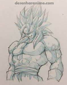 (Vìdeo) Aprenda a desenhar seu personagem favorito agora, clique na foto e saiba como! dragon_ball_z dragon_ball_z_shin_budokai dragon ball z budokai tenkaichi 3 dragon ball z kai Dragon ball Z Personagens Dragon ball z Dragon_ball_z_personagens Dbz Drawings, Drawing Sketches, Vegito Y Gogeta, Character Art, Character Design, Ball Drawing, Dragon Images, Dragon Ball Gt, Comic Art