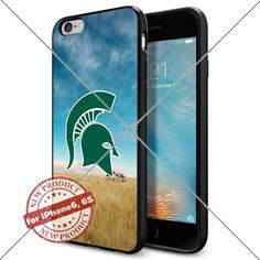 WADE CASE Michigan State Spartans Logo NCAA Cool Apple iPhone6 6S Case #1302 Black Smartphone Case Cover Collector TPU Rubber [Breaking Bad] WADE CASE http://www.amazon.com/dp/B017J7DYAE/ref=cm_sw_r_pi_dp_OHwxwb18TGMNA