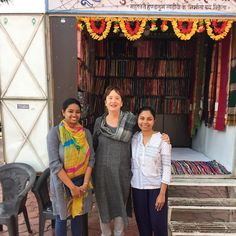 Appropriately #wcw for #internationalwomensday - inspired by these individuals who are not only fighting to preserve the age old craft of handloom weaving but giving many women in rural parts of India the means to sustain an income to support their families in India. Hats off to Mili Suleman @kufrilife and Sally Holkar @womenweave - so inspired by these ladies!