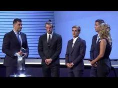 UEFA Best player Award 2016 - Cristiano Ronaldo | UEFA Award 2016 -Best Player Award 2016- Ronaldo http://youtu.be/CuBBOCvRaUE